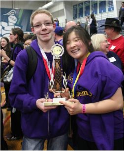 SAA's gifted science olympiad students