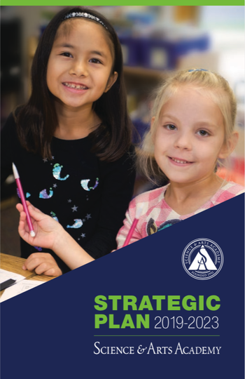 Science & Arts Academy Strategic Plan 2019-2013